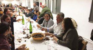 Castañas, concurso de doces e baile, no Magosto de Trives o 11 de novembro