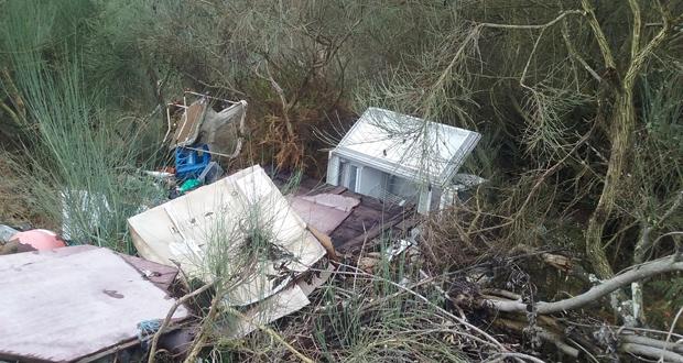 Photo of Medio Ambiente limpa 12 puntos de verquido controlado en Baños de Molgas