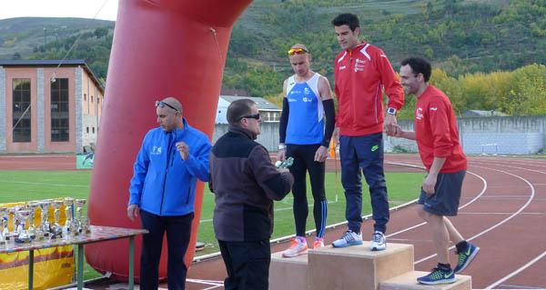 Photo of A entrega de premios da X Carreira dos Santiños do Barco, en imaxes