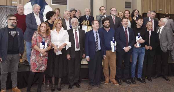 Photo of Entréganse os Premios da Crítica de Galicia 2017