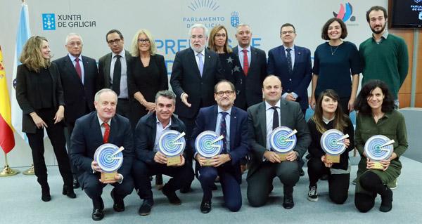 Photo of Seis galardoados nos XXIV Premios de Publicidade en Galego