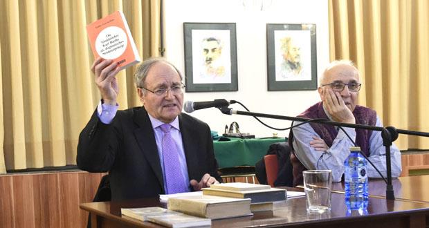 Photo of Isidro García analiza a evolución da reforma protestante no Casino do Barco