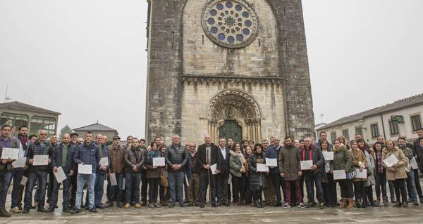 Photo of As adegas da Ribeira Sacra reciben as certificacións de calidade ENAC
