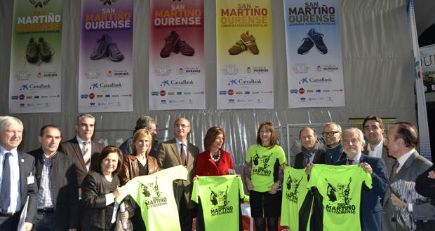 Photo of A Pedestre de San Martiño congregará en Ourense a case 11.000 corredores