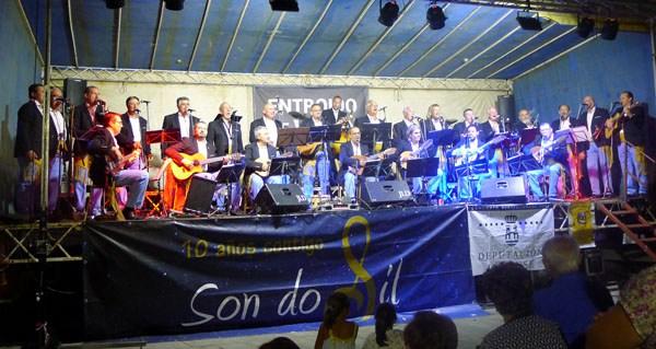Photo of Concerto 10º aniversario de Son do Sil, o 2 de decembro no Barco