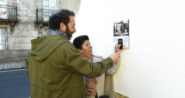 Photo of Trives estrea sinalización turística con WebApp
