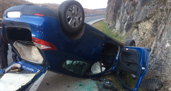 Photo of Accidente de tráfico con feridos en Trives