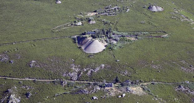 Photo of Ruta polas minas de volframio de Vilanova (A Veiga)