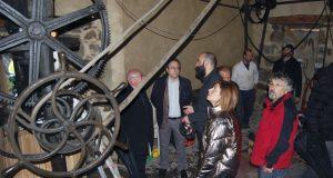50.000 euros para a restauración do muíño de aceite nas Ermitas (O Bolo)