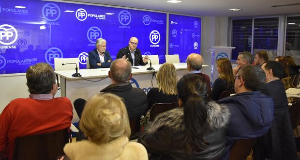 Photo of O PP de Ourense aproba os seus orzamentos que ascenden a 325.000 euros