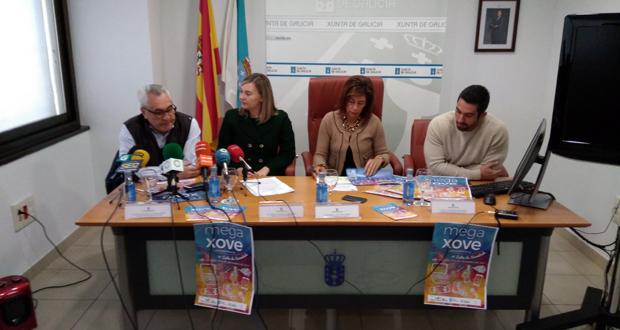 Photo of Megaxove, o salón da xuventude de Galicia, oferta en Expourense un senfín de actividades