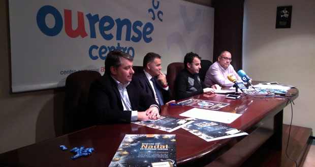 Photo of O C.C.A Ourense Centro pónlle o toque solidario ao Nadal