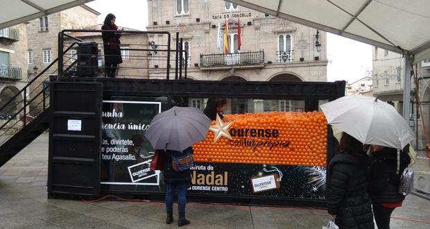 Photo of O CCA Ourense centro abre a súa piscina de bólas con premios