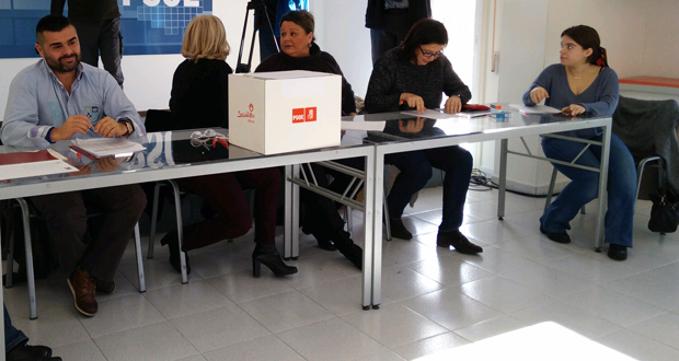 Photo of Os socialistas ourensáns celebran a segunda volta das primarias a Secretario Provincial
