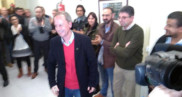 Photo of Rafael Rodríguez Villarino gaña as primarias socialistas con 663 votos