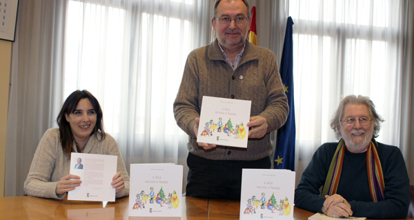 Photo of A Rúa presenta un manual de bos usos para reciclar no Nadal