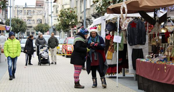 Photo of Gastronomía e artesanía no Mercadiño de Nadal na Rúa