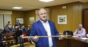 Domingo Diéguez (ATI), novo alcalde de Trives