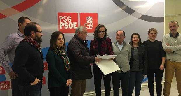 Photo of Os catro candidatos ás Primarias do PSOE de Ourense xa presentaron os avais