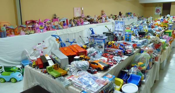Photo of Cáritas do Barco inicia a entrega de xoguetes aos máis pequenos