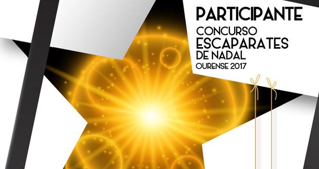 Photo of Ourense convoca o concurso de escaparates de Nadal