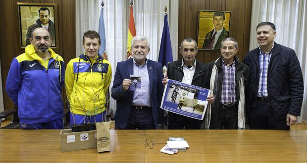 """Photo of A """"Subida á Costiña de Canedo"""" cumpre 25 anos e inaugurará o calendario atlético de Galicia"""