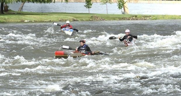 Photo of O Fluvial Barco, subcampión da liga galega de augas bravas