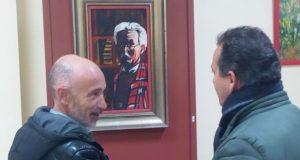 Valdeorras redescubre a pintura de Díaz Ferrer cunha exposición en Vilamartín