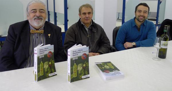 """Photo of """"A variedade godello haina en moitos sitios, pero a godello de Valdeorras é unica"""""""