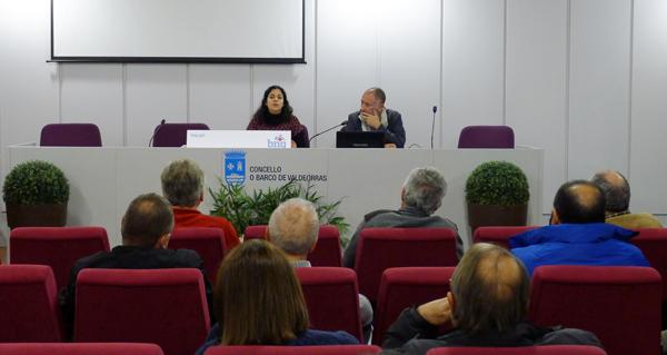 Photo of A deputada nacionalista Noa Presas analiza no Barco o papel de Galicia no marco estatal