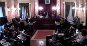 O Pleno de Ourense aproba a rebaixa dun 10% do IBI no 2018