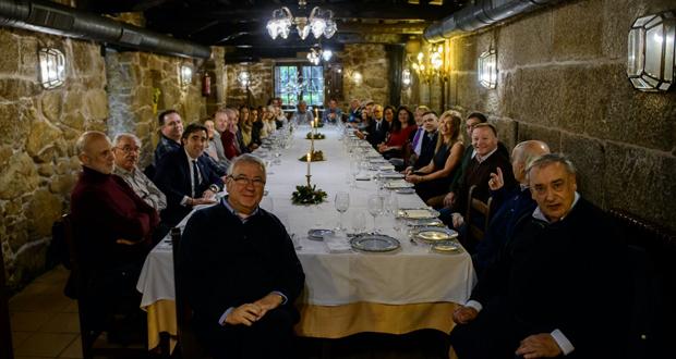 Photo of Concelleiros e exconcelleiros do PP de Ourense celebran a Xuntanza Odilo Masid