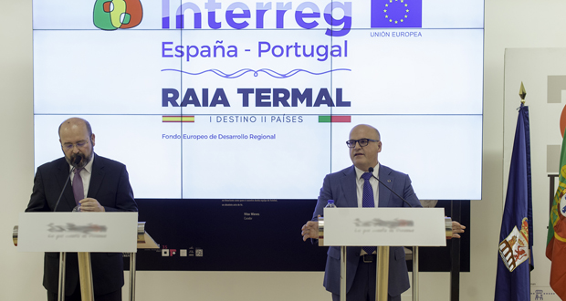 "Photo of O proxecto ""Raia Termal"" pretende aunar o turismo termal transfronteirizo"