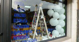 O Nadal nos escaparates do comercio da provincia de Ourense