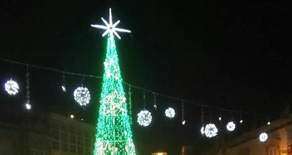 Photo of Viana do Bolo acende o Nadal