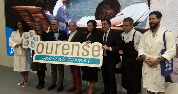 """Photo of Ourense amosa en FITUR o seu potencial como """"un destino de moda"""""""