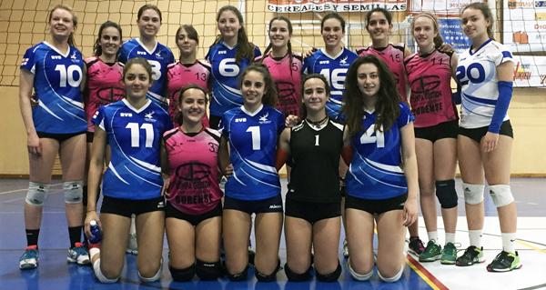 Photo of O Club Voleibol San Martiño (Dompa Ourense) representa a Galicia na Copa de España