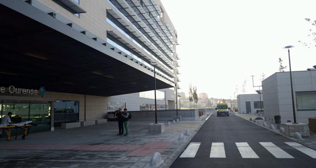 Photo of Continúa a reordenación interna do CHUO co traslado de Cardioloxía e Dixestivo