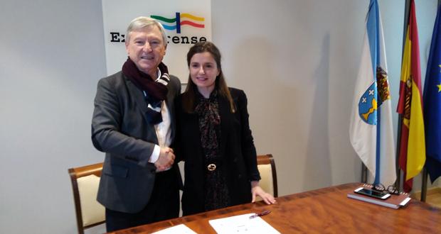 Photo of A D.O. Monterrei e Expourense ratifican a súa colaboración para o 2018