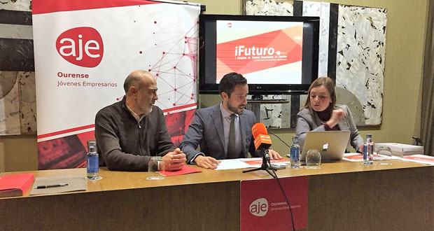 Photo of Allariz acollerá o I Congreso de Jóvenes Empresarios de Ourense