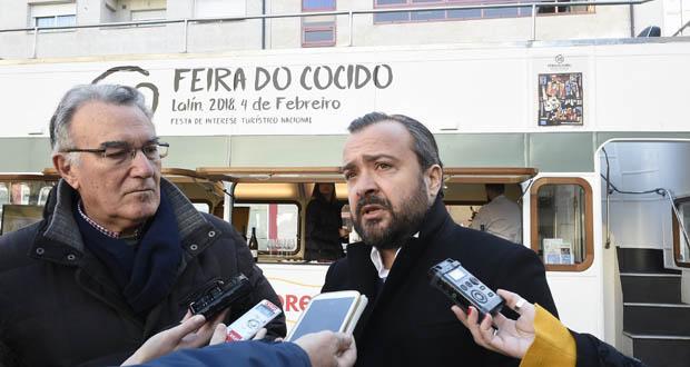 """Photo of Lalín presenta a súa """"50 Feira do Cocido"""" no Barco"""