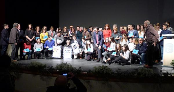 Photo of A Federación Galega de Atletismo premia a Valdeorras