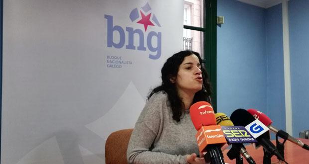 """Photo of Noa Presas cualifica de """"agravio comparativo"""" o prezo do Avant Santiago-Ourense"""