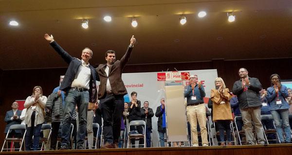 Photo of O PSdeG-PSOE de Ourense renova a súa executiva