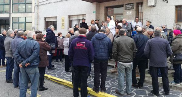 Photo of A concentración da Rúa contra a reforma da Lei de Saúde, en imaxes