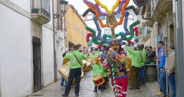 Photo of 40 mascaradas tomarán Viana e Vilariño de Conso os días 13 e 14 de xaneiro