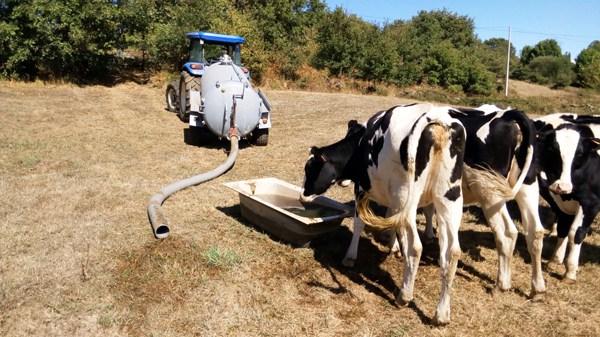 Photo of Malestar entre os gandeiros do oriente ourensán pola porcentaxe concedida nas axudas para melloras nos subministros de auga