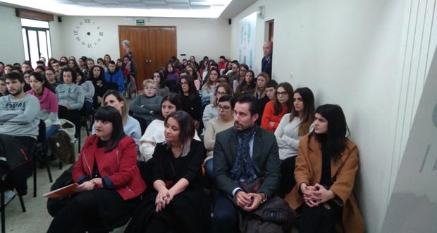 Photo of O Colexio Profesional Santo Cristo de Ourense pecha a súa II Semana do Emprendemento