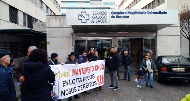 Photo of Os traballadores de mantemento do CHUO, contratados por Ferrovial, prevén convocar unha folga indefinida