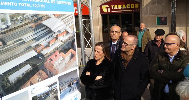 Photo of As obras da Intermodal de Ourense arrancarán no verán